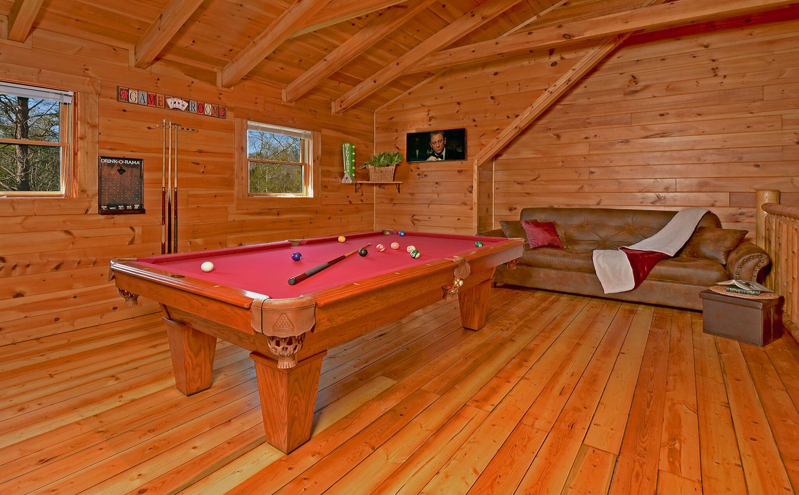 Breakaway Cabins Vacation Rentals In The Smokies