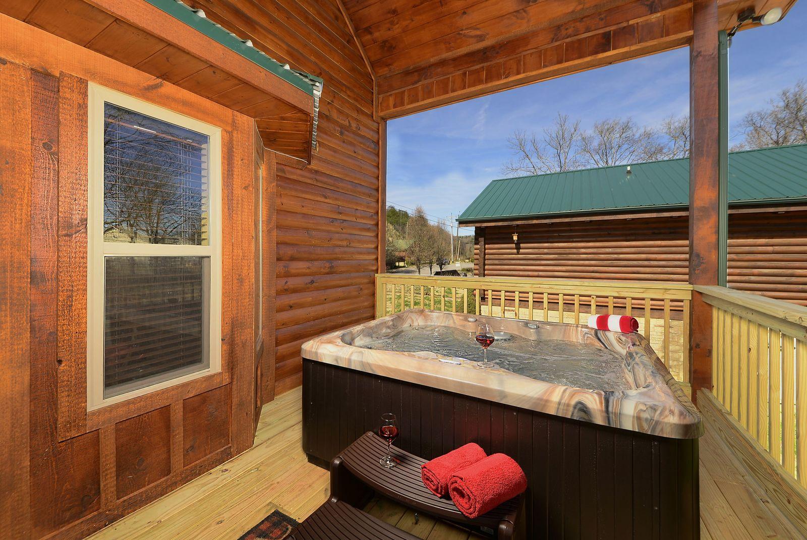 Breakaway Cabins Vacation Rentals In The Smokies